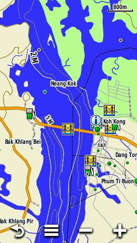 Koh Kong Town