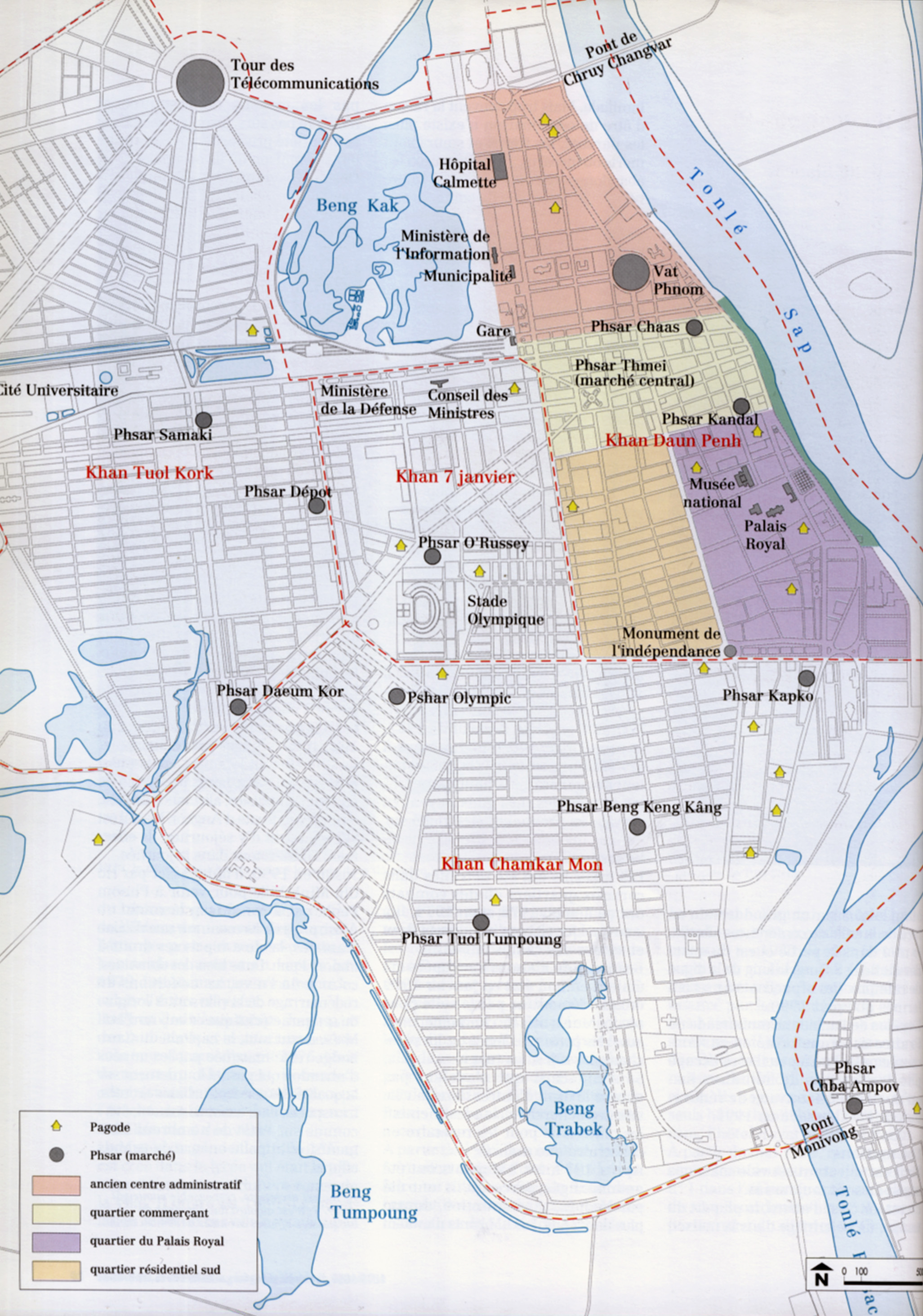 Historical Maps Of Phnom Penh Aruna Technology Ltd