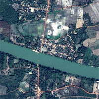 Pleiades Image, Vientiane, Laos. Click to download.