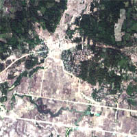 RapidEye Image, Laos PDR. Click to download.